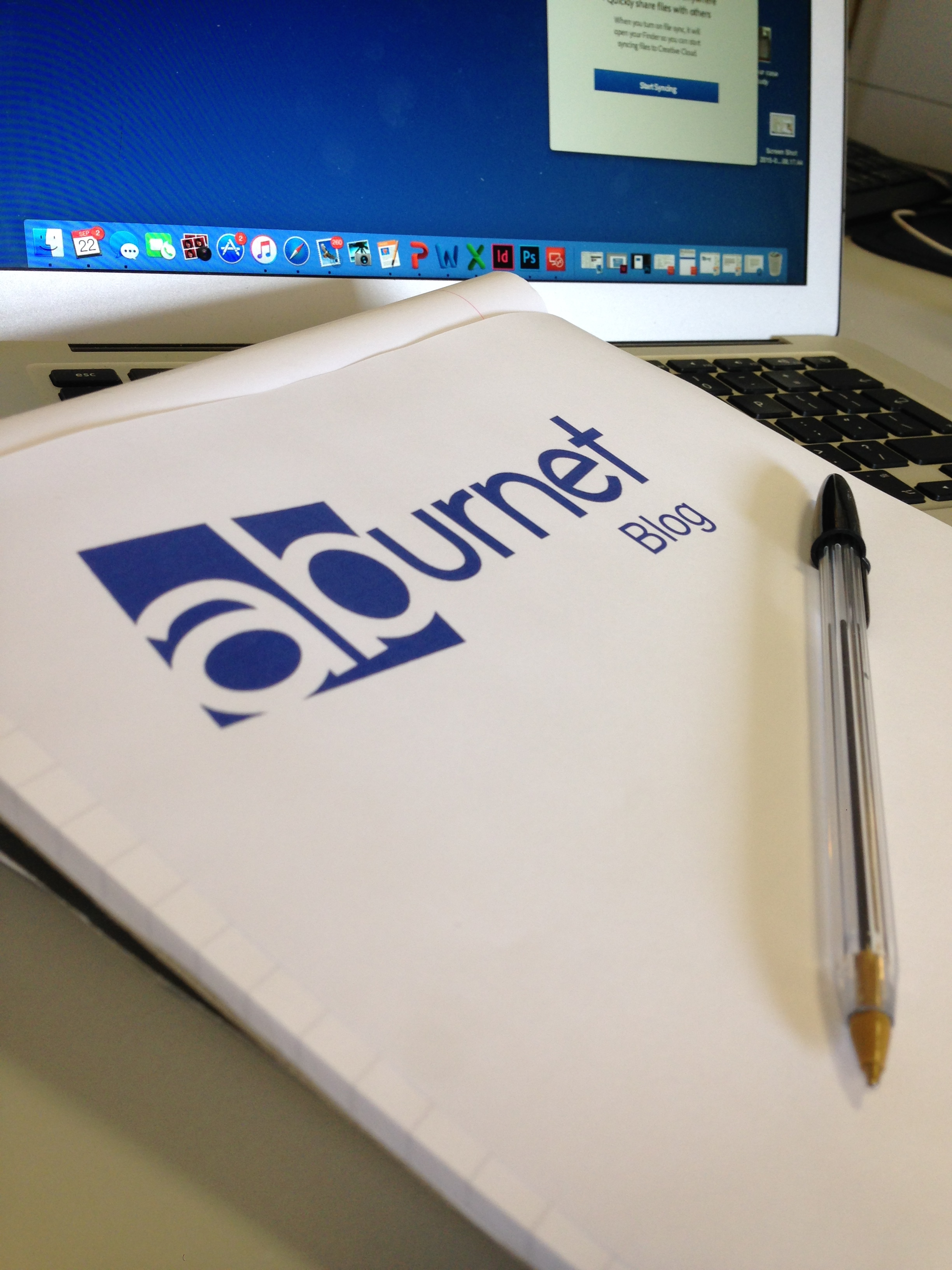 Welcome to the ABurnet blog!