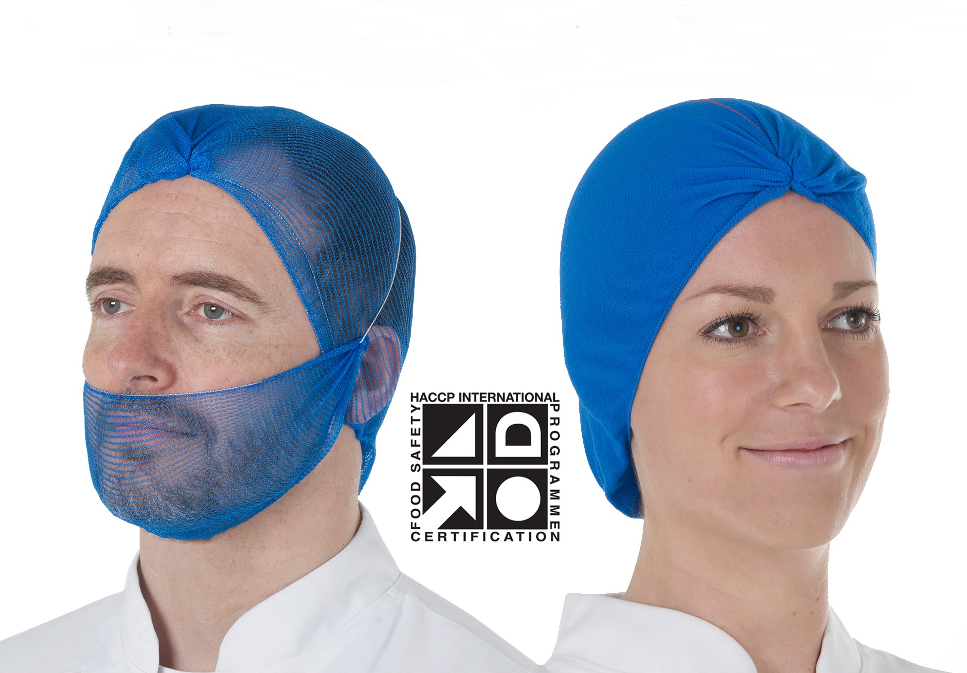 Metal Detectable Hairnets