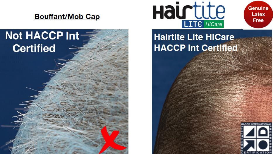 HACCP Cert Hairnet
