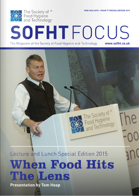 Special edition of the all new SOFHT Focus magazine