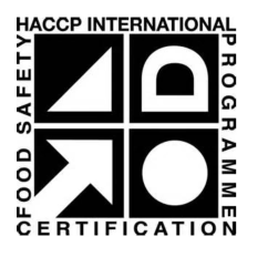 Our HACCP International Certified products.