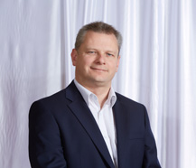 Richard Burnet, Managing Director